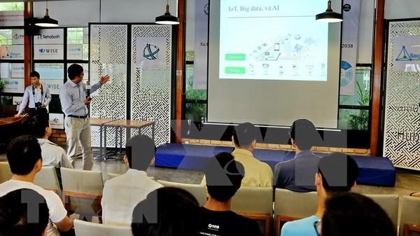 Abren nuevo espacio para emprendimiento de jovenes en Ciudad Ho Chi Minh hinh anh 1