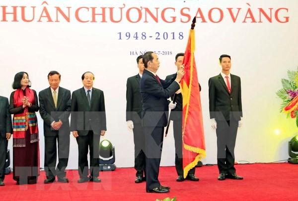 Resaltan papel de la Union de Asociaciones de Literatura y Arte de Vietnam hinh anh 1