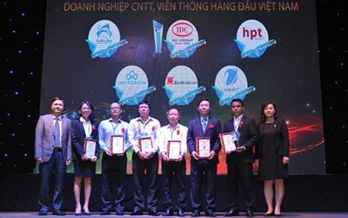 Honran a empresas destacadas de Vietnam en informacion y comunicacion hinh anh 1