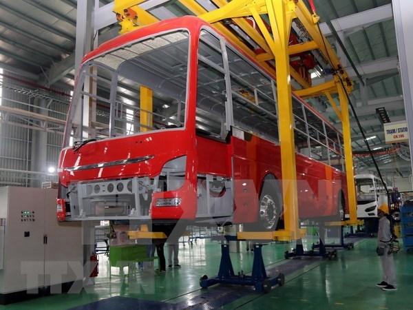 Vietnam dispone de ventajas para desarrollo de industria automovilistica hinh anh 1