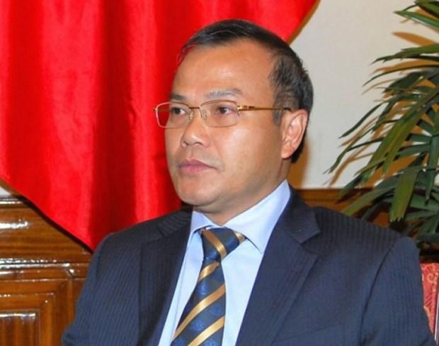 Vicecanciller vietnamita ratifica la atencion del Estado a connacionales en Republica Checa hinh anh 1