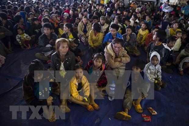 Vietnam ofrece ayuda a las victimas del colapso de represas en Laos hinh anh 1