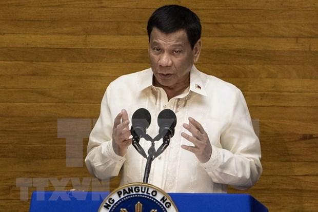 Presidente filipino aprueba ley de autonomia musulmana hinh anh 1