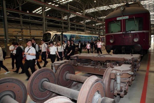 Tailandia preocupa por posibles perdidas de ruta ferroviaria de modelo japones hinh anh 1