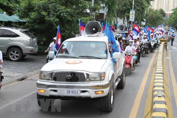 Experto aprecia avance radical de proximas elecciones parlamentarias en Camboya hinh anh 1