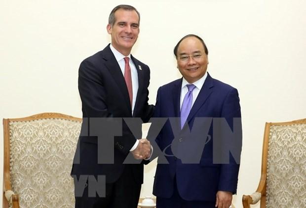 Vietnam considera a EE.UU. uno de los socios de primera categoria hinh anh 1
