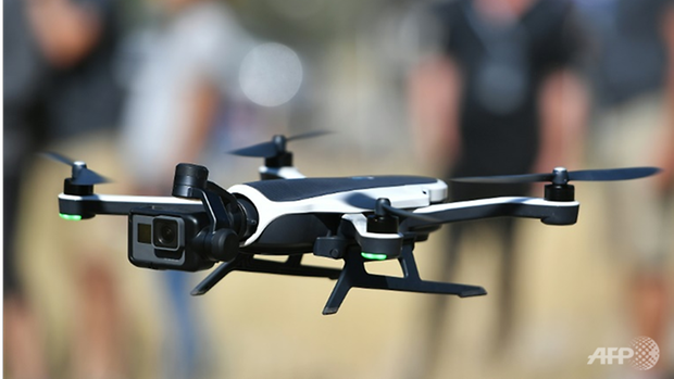 Desarrollaran en Singapur drones para asistencia medica y seguridad hinh anh 1