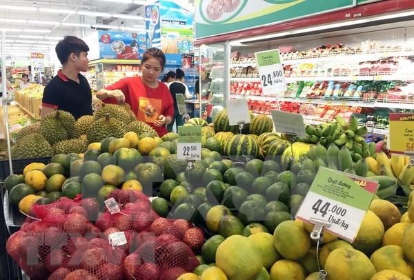 Vietnam registra leve reduccion de IPC en julio hinh anh 1