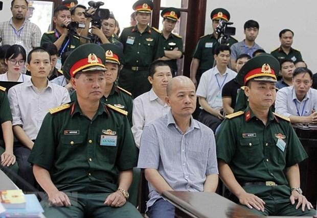 Abren juicio contra exdirectivo de empresa del Ministerio de Defensa de Vietnam hinh anh 1