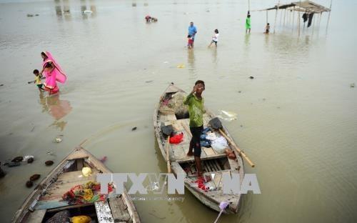 Vietnam extiende condolencias a la India por perdidas causadas por inundaciones hinh anh 1