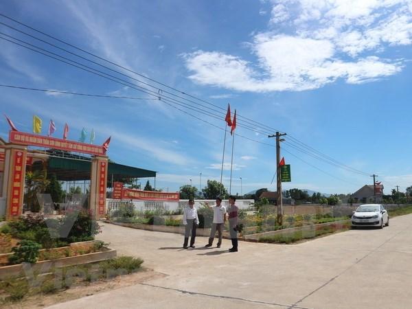 Hanoi lidera el proceso nacional de modernizacion rural hinh anh 1