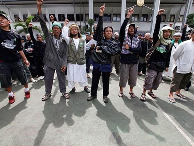 Indonesia disuelva una red terrorista relacionada con Estado Islamico hinh anh 1