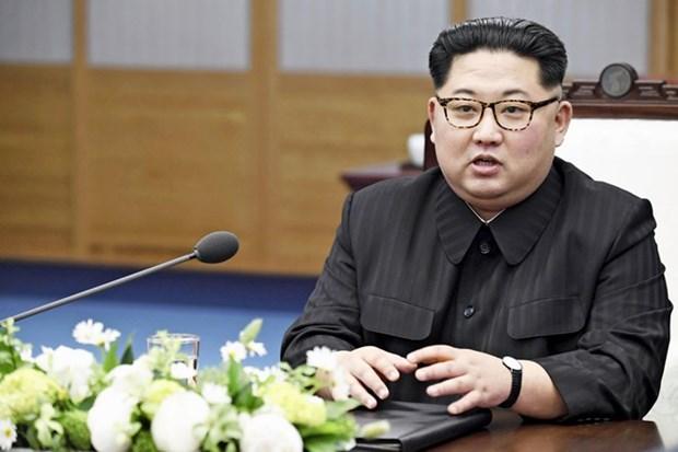 Delegacion de funcionarios indonesios visita Corea del Norte hinh anh 1