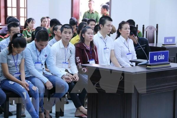Condenan a acusados de provocar disturbio social en provincia vietnamita de Dong Nai hinh anh 1