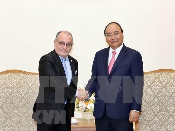 Vietnam desea equilibrar la balanza comercial con Argentina, destaca Premier hinh anh 1
