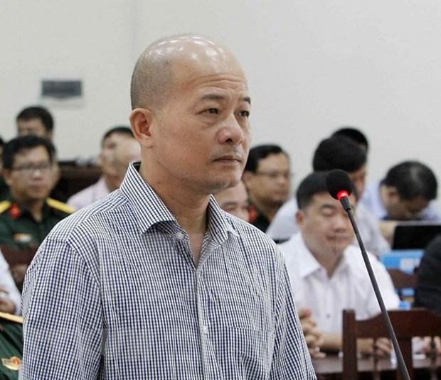 Proponen pena de prision a exdirectivo de empresa del Ministerio de Defensa de Vietnam hinh anh 1