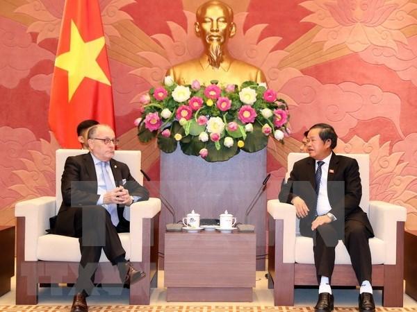 Vietnam considera a Argentina socio de gran importancia en America Latina hinh anh 1