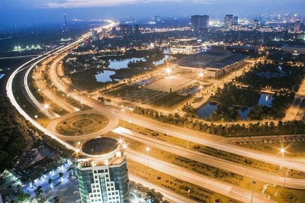 Hanoi: una decada de transformacion con grandes logros socioeconomicos hinh anh 1