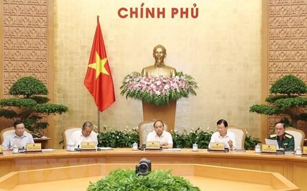 Premier de Vietnam insta a mantener fuerzas motrices del crecimiento economico hinh anh 1