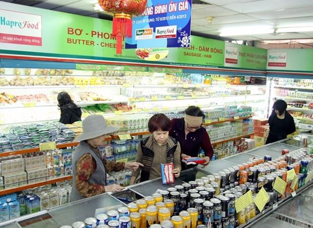 Vietnam por convertirse en un mercado potencial de alimentos procesados hinh anh 1