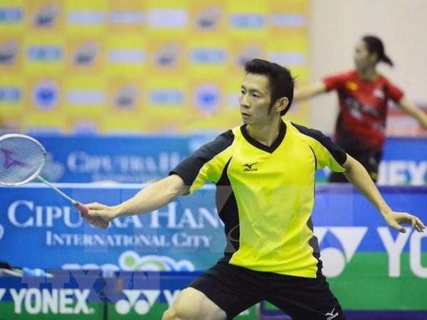 Competiran badmintonistas de talla mundial en torneo internacional en Ciudad Ho Chi Minh hinh anh 1