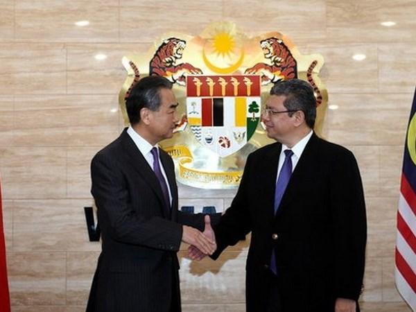 Cancilleres de China, Estados Unidos y Australia visitan Malasia hinh anh 1
