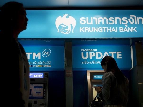 Hackers roban datos de cientos de miles clientes en ciberataques contra bancos en Tailandia hinh anh 1