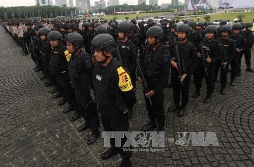 Indonesia refuerza medidas para garantizar seguridad en visperas de ASIAD 2018 hinh anh 1