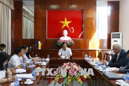 Paises Bajos apoya mejoramiento de capacidad de gestion hidrica de ciudad vietnamita de Can Tho hinh anh 1