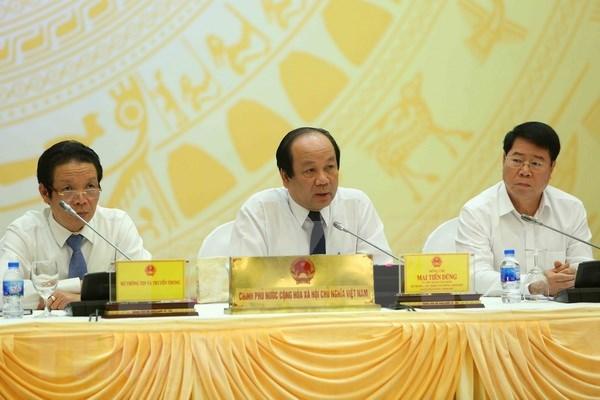 Ministro ratifica voluntad de Vietnam de luchar contra la corrupcion hinh anh 1