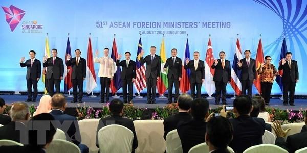ASEAN fortalece potencia economica y conectividad regional hinh anh 1