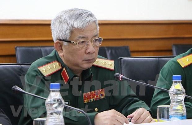 Dialogo de Politicas de Defensa Vietnam-India muestra alta confianza, sostiene viceministro hinh anh 1