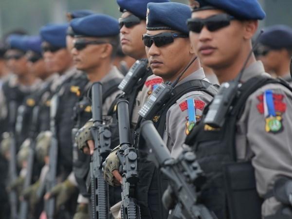 Indonesia detiene dos sospechosos en umbral de ASIAD 2018 hinh anh 1