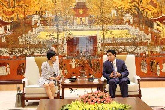 Hanoi y ciudades canadienses poseen potencialidades para la cooperacion mutua hinh anh 1
