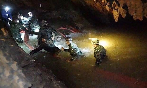 Tailandia construira museo para honrar la mision de rescate de ninos en cueva Tham Luang hinh anh 1