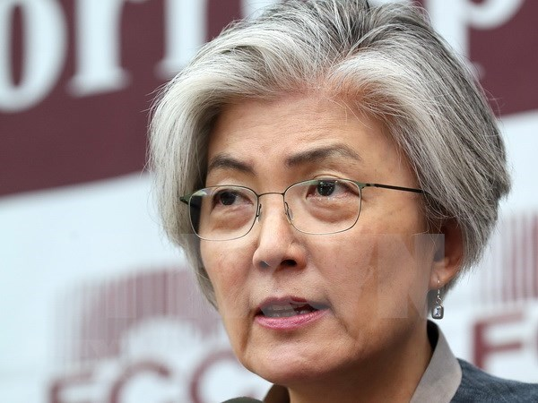 Corea del Sur se compromete a aumentar apoyo a region del rio Mekong hinh anh 1