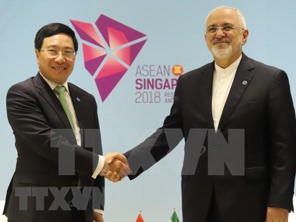 Iran se integra a Tratado de Amistad y Cooperacion en Sudeste Asiatico hinh anh 1