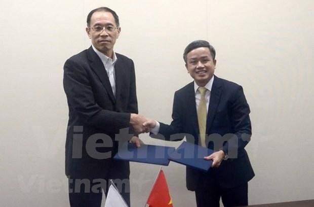 Vietnam y Japon firman acuerdo de cooperacion en sector de salud hinh anh 1