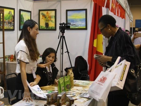 Embajador vietnamita destaca frutifera cooperacion con Sudafrica hinh anh 1