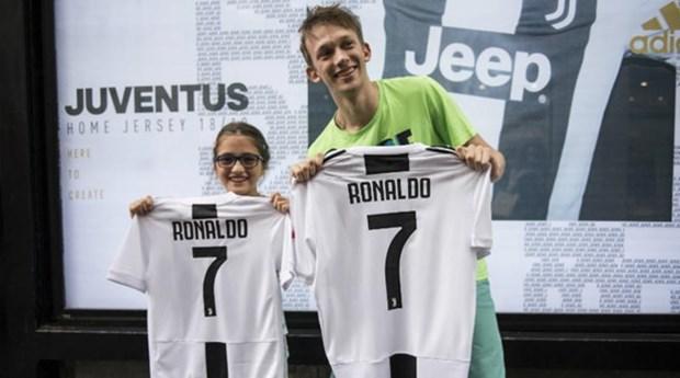 Juventus abre academia de futbol en Vietnam hinh anh 1