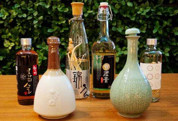 Aumenta exportacion de bebida tipica coreana soju a Sudeste de Asia hinh anh 1