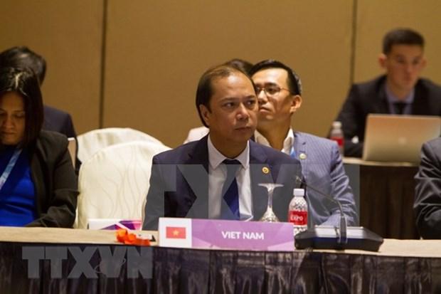 ASEAN confirma capacidad de enfrentar desafios, sostiene vicecanciller vietnamita hinh anh 1