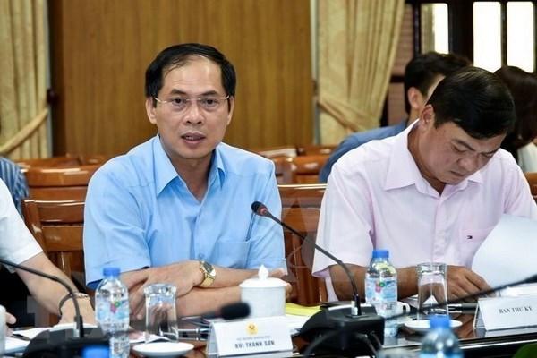 Vietnam prepara mesa para conferencia del FEM sobre ASEAN hinh anh 1