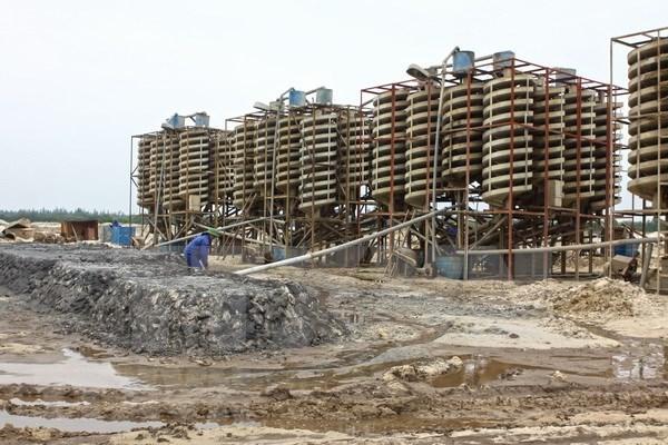 Vietnam se propone alta meta para la exploracion y la explotacion de minerales hinh anh 1