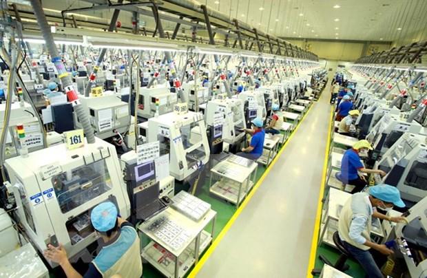 Ciudad centrovietnamita impulsa desarrollo de zona de alta tecnologia hinh anh 1
