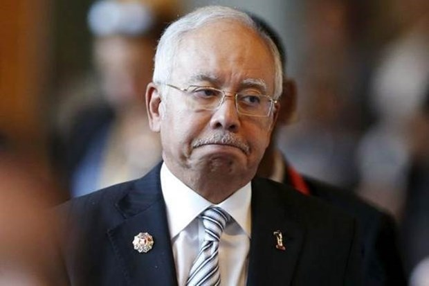 Agencia anticorrupcion de Malasia convoca al expremier Najib Nazak hinh anh 1