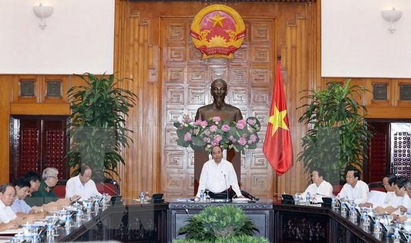Premier resalta logros en superacion de consecuencias de guerra en Vietnam hinh anh 1
