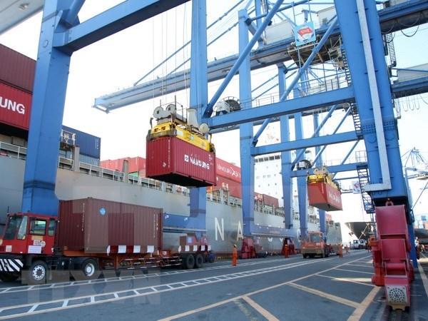 Trazan planes para reducir sobrecarga en puertos en Ciudad Ho Chi Minh hinh anh 1