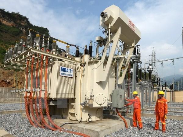 Electricidad de Vietnam contribuye al desarrollo de zonas fronterizas de Laos hinh anh 1