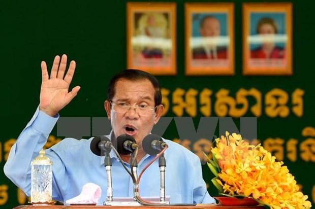 Camboya adelanta para inicios de septiembre la formacion de nuevo gobierno hinh anh 1